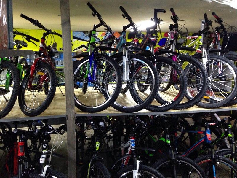 Велопрокат как бизнес