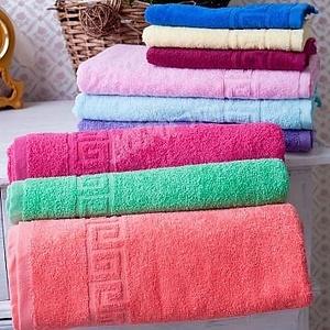 Махровые полотенца из Туркмении