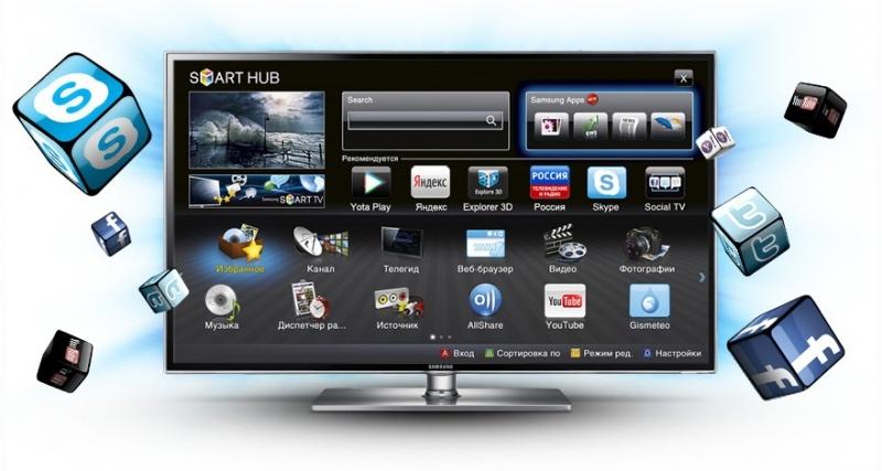 Ремонт телевизоров самсунг