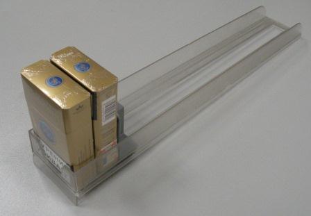 POS-материалы из мластмассы